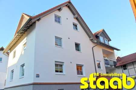 WOHNIDYLLE IN UNTERAFFERBACH - GEMÜTLICHE 4-ZIMMER-WOHNUNG MIT BALKON IN RUHIGER LAGE! in Goldbach (Aschaffenburg)