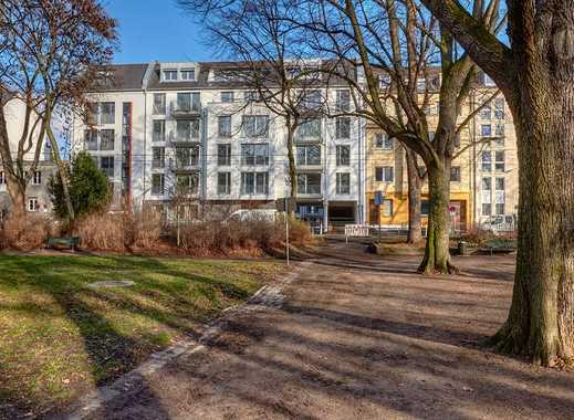 2 (T)Raum Wohnung, Erstbezug mit Balkon und Blick ins Grüne