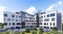 Büroflächen Nordostpark Erstbezug modernste Gebäudetechnik