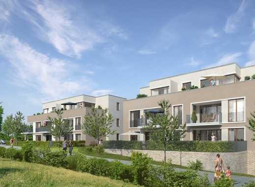 Beeindruckendes 2-Zimmer-Penthouse mit schöner Raumaufteilung & zwei Dachterrassen