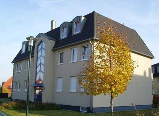 Attraktive 2- Zimmer- Dachgeschoss- Wohnung mit Balkon in Reuden (b. Wolfen)