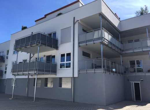 Neubau - ETW 3,5 ZKB Balkon,inkl.2 Garagen, Fahrstuhl, barrierefrei, provisionsfrei