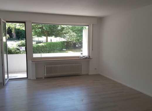 Erstbezug nach vollst. Modernisierung! Helle 4,5-Zimmer-Wohnung mit Balkon im Erdgeschoss