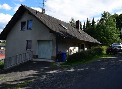 Wunderschöner Ausblick über das Fuldatal! 4 ZKB Wohnung in Rotenburg a. d. F.!
