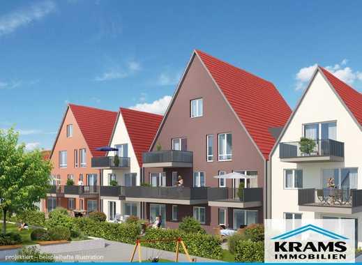 Über 30 m² Dachterrasse im Herzen von Reutlingen - großzügige 4,5-Zi.-Neubauwohnung!