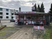 Imbiss und Kiosk in zentraler