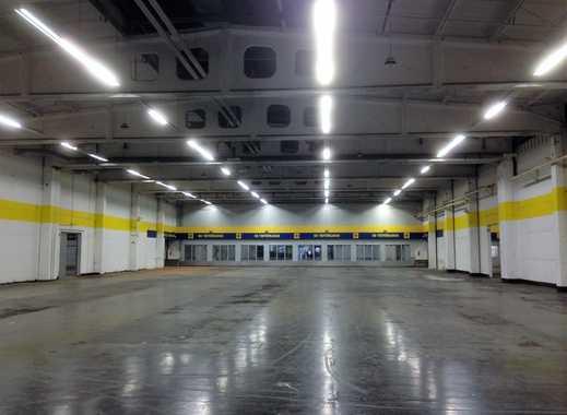 Produktions- und Lagerflächen im FUCHS - Gewerbepark - Chemnitz