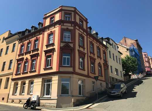 Wohnung in Hochparterre mit Balkon zur Selbstnutzung geeignet, großes Wohnzimmer, Abstellraum