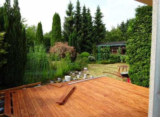 2-3 Zimmererdgeschosswohnung mit Garten in ruhiger Lage