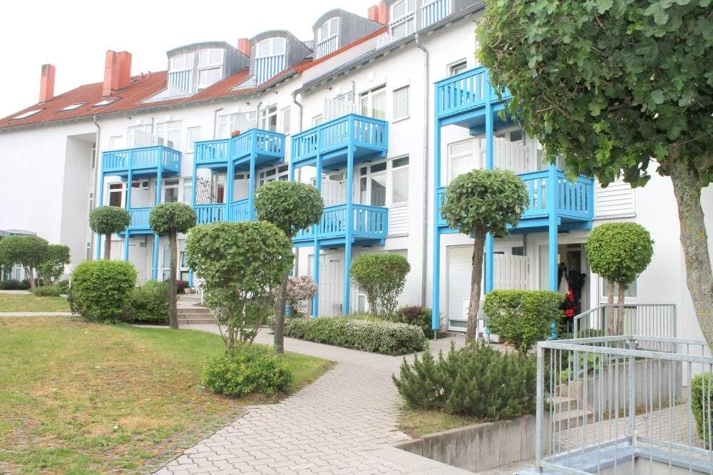 Gepflegtes Appartement in Klinikumnähe! in Roter Hügel/Oberobsang/Unterpreuschwitz (Bayreuth)
