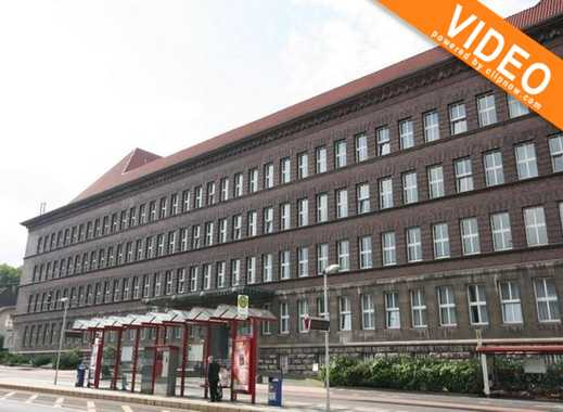 Tausendfensterhaus - Büroflächen im Wahrzeichen Ruhrorts