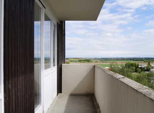 Schöne 2 Zimmer-Wohnung mit Weitblick