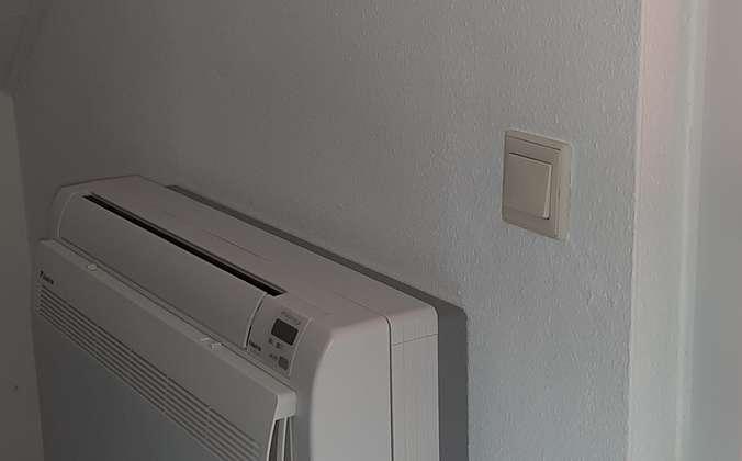 Klimaanlage innen