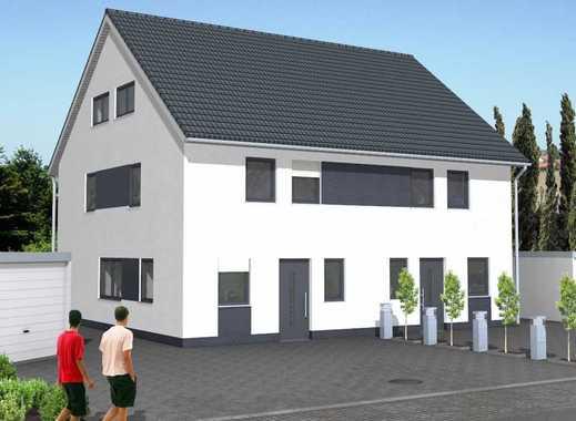 Attraktives Energiesparhaus (Doppelhaushälfte) in ruhigem Wohngebiet