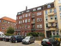 Teilrenovierte 3-Zimmer Altbauwohnung am Blücherplatz