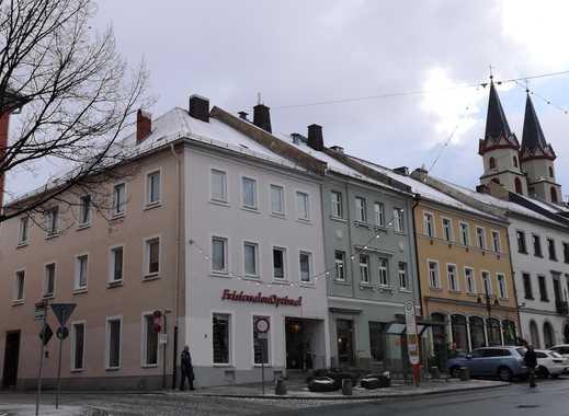 Attraktives Wohn- und Geschäftshaus in Hof (Saale)