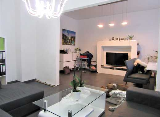 **AB SOFORT!** Luxus-Apartment komplett möbliert + Gäste WC + Wohnküche**