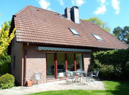 Umfangreich renovierte Doppelhaushälfte in Kirchrode, Nähe Tiergarten