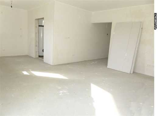 Erstbezug: 4-Zimmer-Whg., ca. 120 m², EG, barrierefrei, ca. 170 m² Garten, 2 Stellpl., 1 gr. Carport