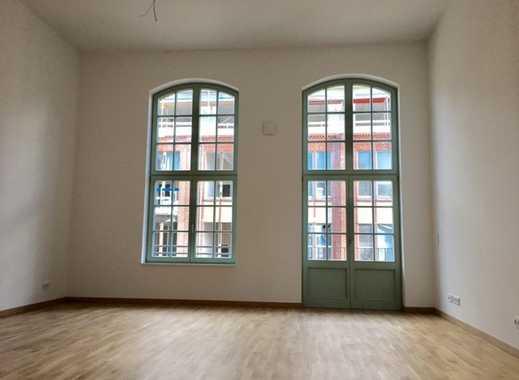 Neu! Hochwertige und exclusive Ausstattung! Balkon, Parkett, Aufzug...