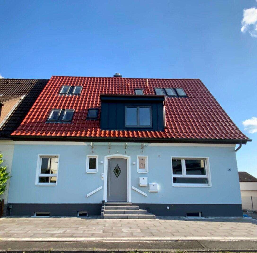 Luxuriöse drei Zimmer Wohnung in Aschaffenburg (Kreis), Haibach in