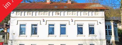 Repräsentative Eigentumswohnung in denkmalgeschützter Vorstadtvilla