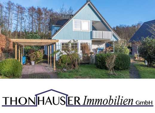 Romantisches Einfamilienhaus im Skandinavien-Stil in 22926 Ahrensburg