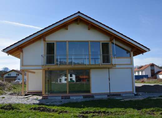 Erstbezug: attraktive 4-Zimmer-Erdgeschosswohnung mit Balkon und Terasse in Füssen