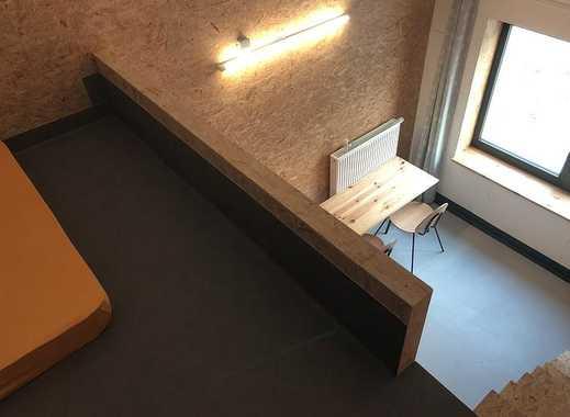 Möbliertes Zimmer in ruhigem Neubau-Haus