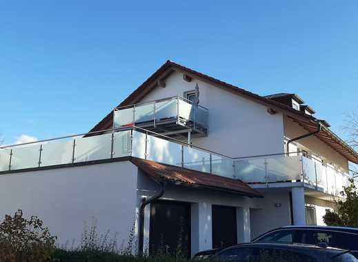 Helle 4 Z-Whg., große SW-Dachterrasse, Einbauküche - provisionsfrei