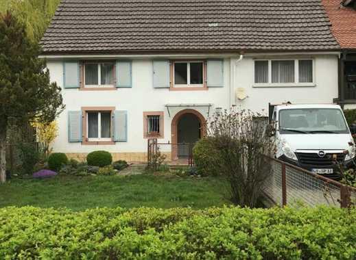 Wunderschönes Merhfamilienhaus im Ortskern Brombach mit großem Grundstück & Garten