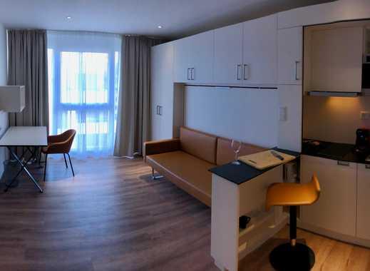 Möbliertes Apartment im Zentrum von Erlangen (Erlanger Höfe)