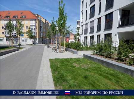 Attraktive, neuwertige 2 Zi. Wohnung mit perfekter Lage! Park, drei U-Bahnstationen in der Nähe…. in Obergiesing (München)
