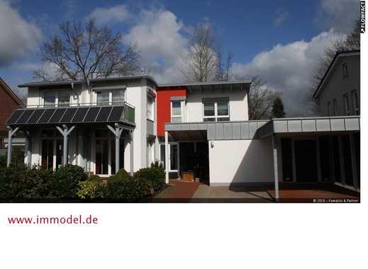 Niedrigenergie-Einfamilienhaus - modern und exklusiv
