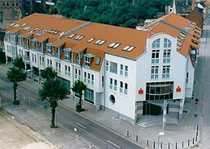 Helle 2-Zimmer-Wohnung im 1 Dachgeschoss