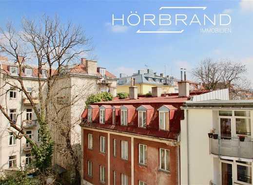 Charmante 1-Zi.-Wohnung mit Balkon in Toplage