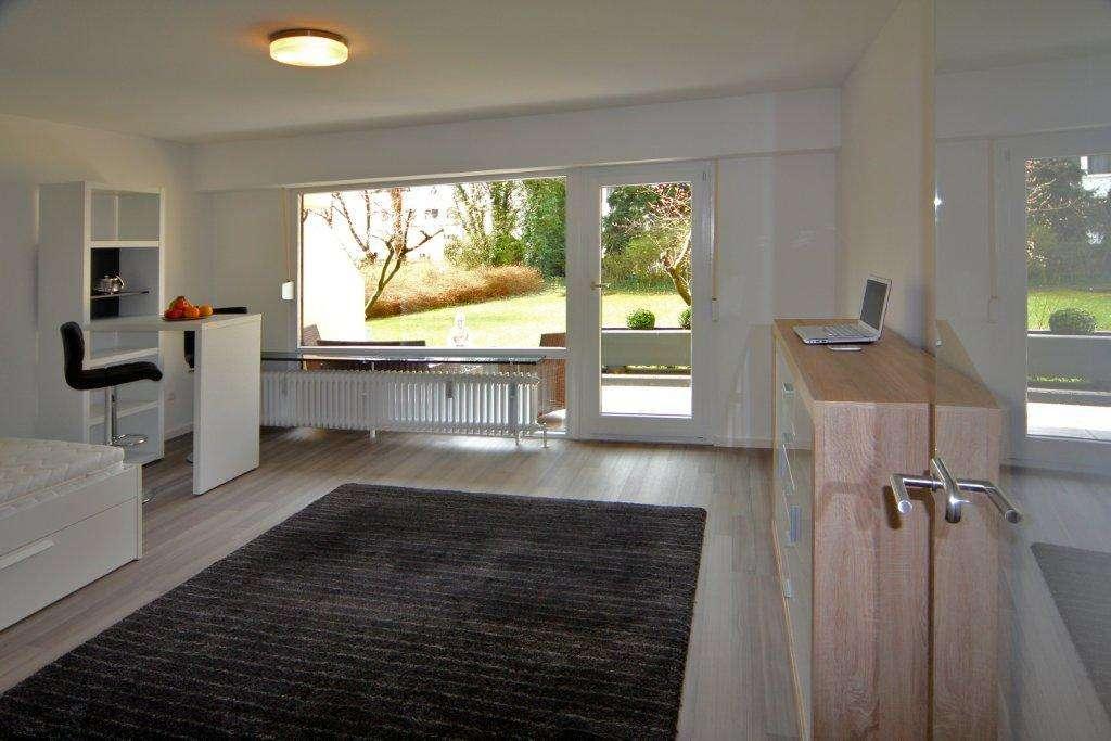 Apartment mit schöner Terrasse - Leopoldstrasse in Milbertshofen (München)
