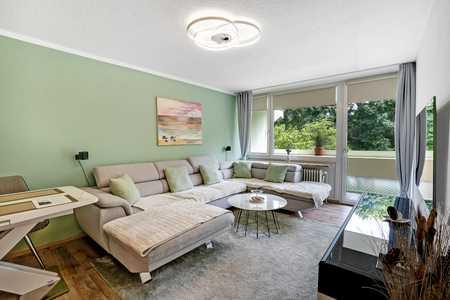 Möblierte Wohnung in ruhiger Lage in Perlach (München)