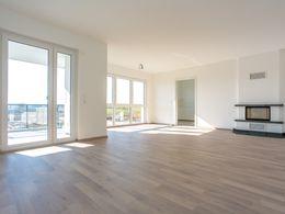 Musterwohnung - Wohnzimmer