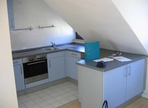 3-Zimmer-Dachgeschosswohnung in Grötzingen mit Einbauküche zu verkaufen, bezugsfrei April 2018