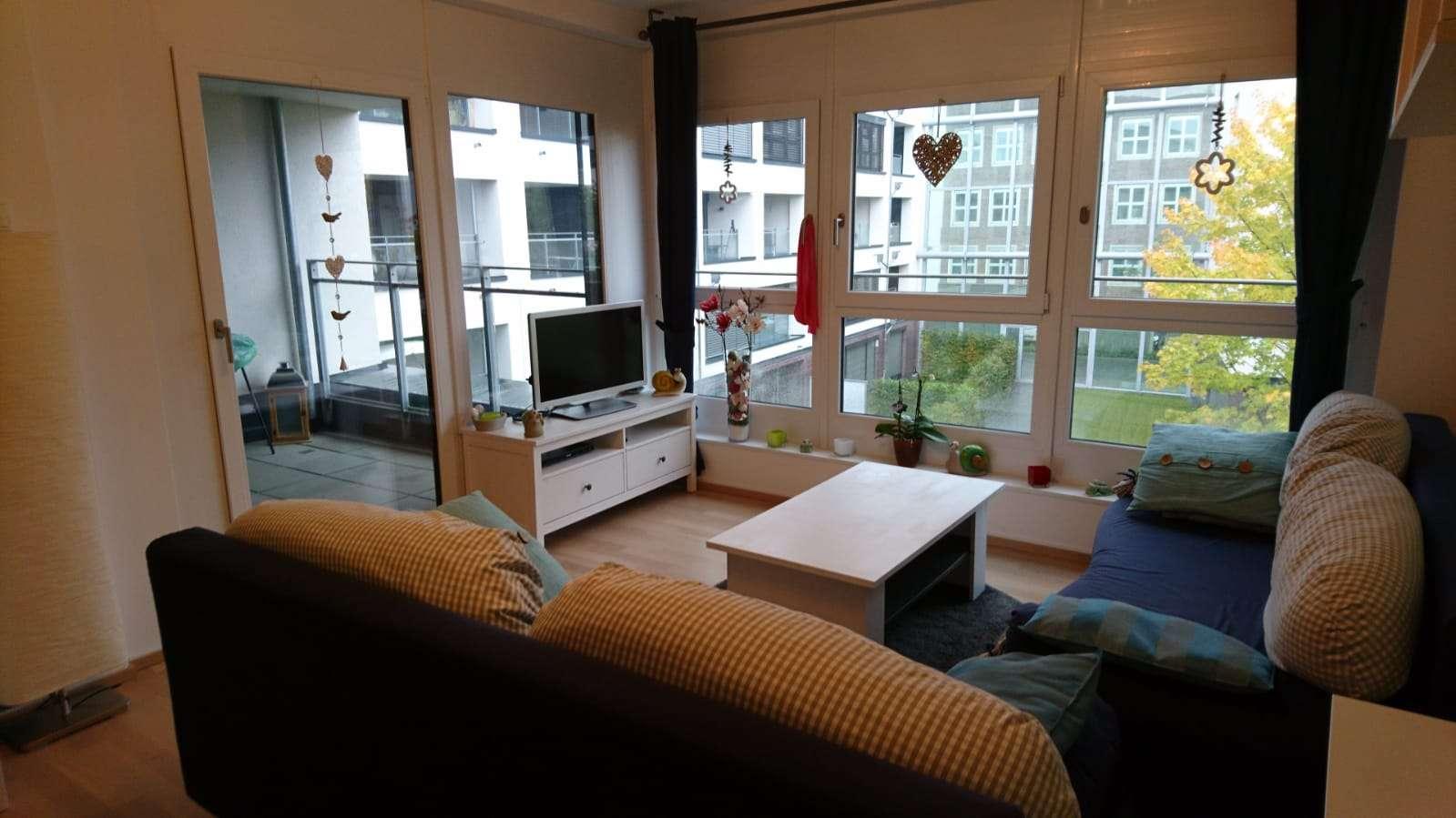 Ansprechende 3-Zimmer-Wohnung mit Loggia und Tiefgaragenstellplatz direkt in der Erlanger City in Erlangen - Zentrum (Erlangen)