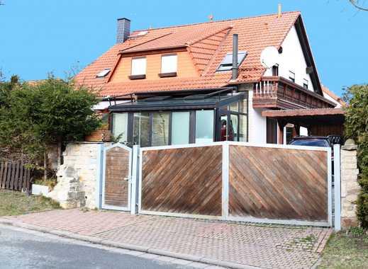 Einfamilienhaus für die kleine Familie in Büßleben