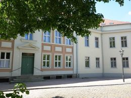 Fassadenansicht Kiezstraße 4