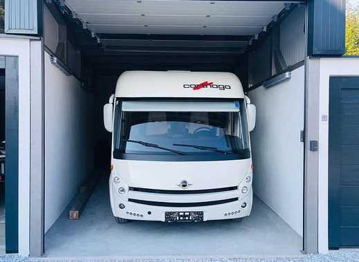 XXL Garage für Wohnmobil/ Boot / Oldtimer / Schrauber / Lager