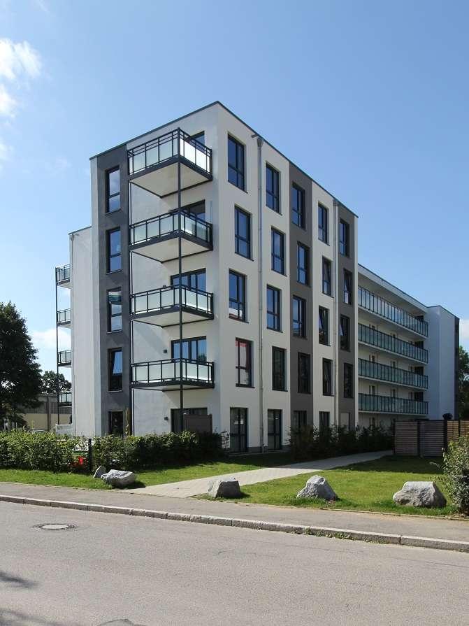 Tolle Aussichten! – 4-Zi.-NEUBAU-Wohnung – für Familien, Paare oder auch Wohngemeinschaften… in Landsberg am Lech