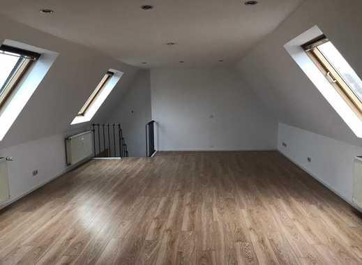 Maisonette-Wohnung in Essen Frillendorf mit Ausblick