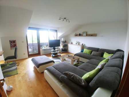 Ansprechende 3-Zimmer-Wohnung mit Balkon und EBK in Eggenfelden in Eggenfelden