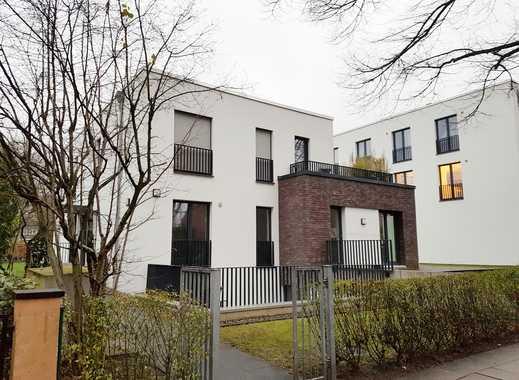 *Poppenbüttel* großzügige Maisonette-Wohnung im exklusiven Stadthaus