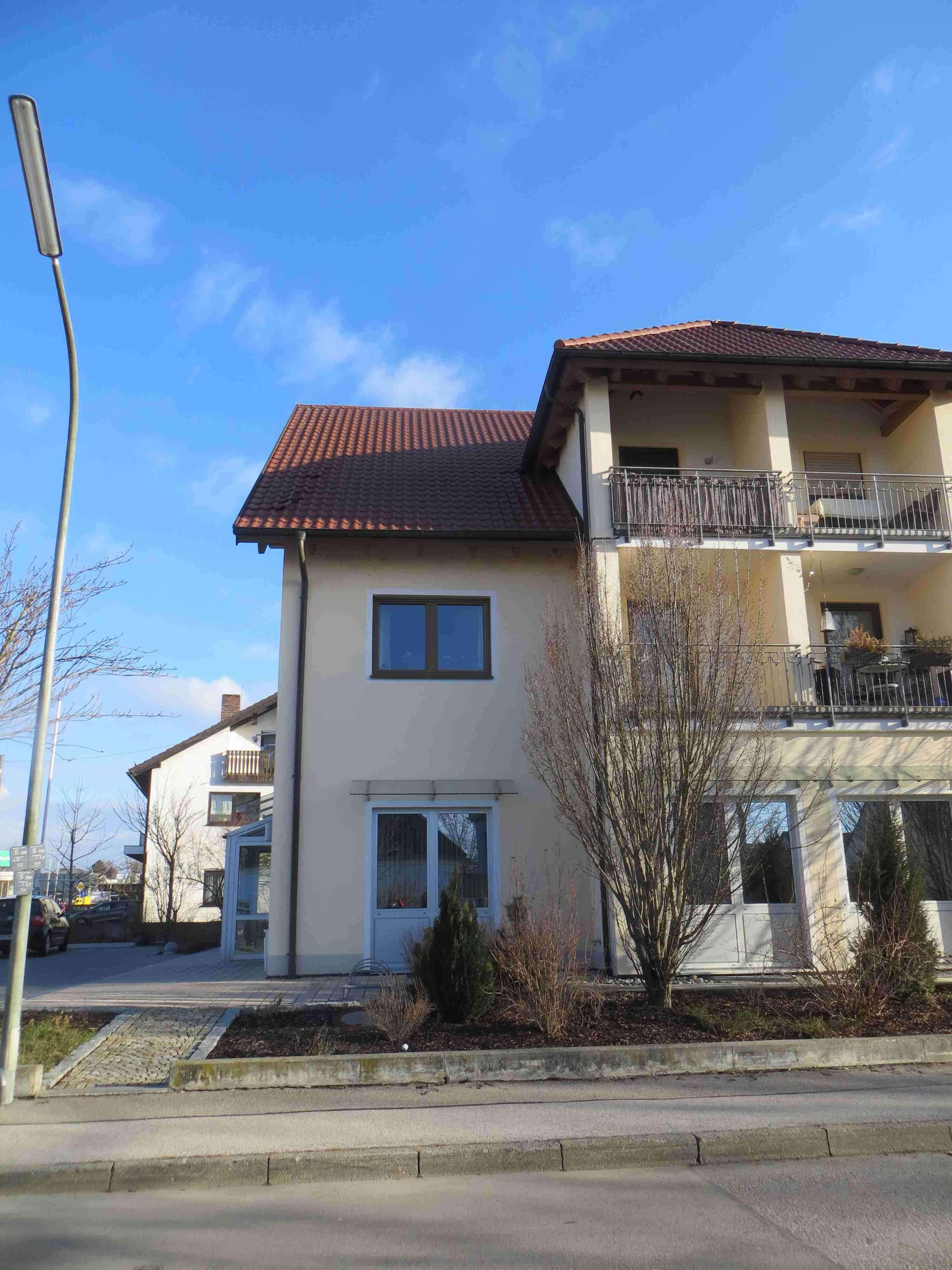 Geräumige, gepflegte 2-Zimmer-Wohnung in Neuburg-Feldkirchen