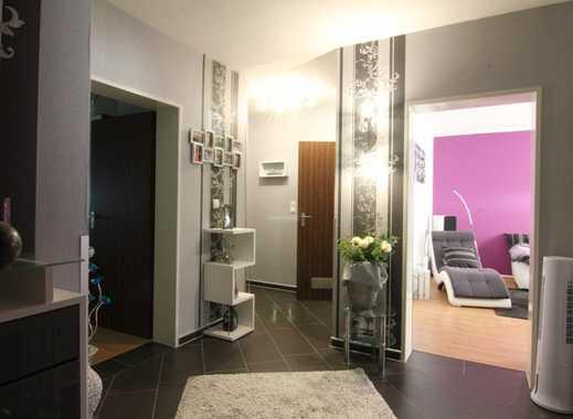 Modern und schick! Tolle 3,5-Zimmer-Erdgeschosswohnung in zentraler Lage von Friedrichsfeld!